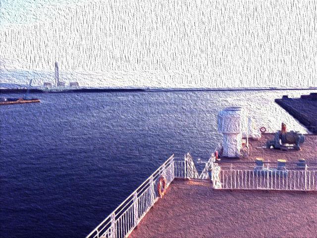 甲板イメージ