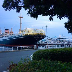 【横浜の歴史】山下公園の中に立派な家を建てて家族が暮らしていた