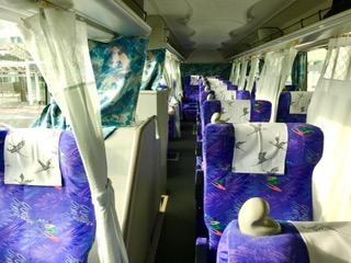 FKB3バス車内シート