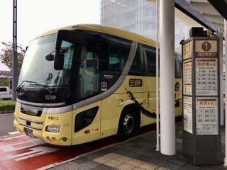 FKB3乗り場バス