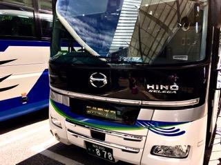 福井鉄道バス正面